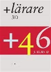 +46:3D Kurs Lärare Inkl cd