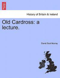 Old Cardross