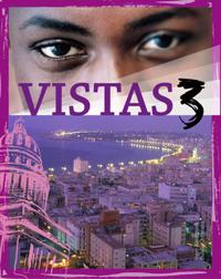 Vistas 3 Allt-i-ett bok inkl. ljudfiler och elevwebb