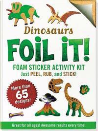 Large Foil It! Dinosaur