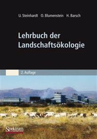 Lehrbuch Der Landschaftsokologie