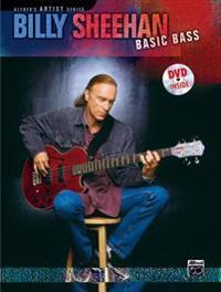 Billy Sheehan: Basic Bass, Book & DVD