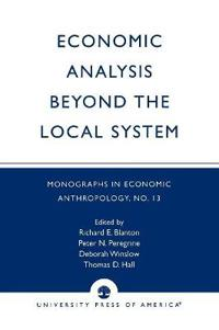 Economic Analysis Beyond the Local System