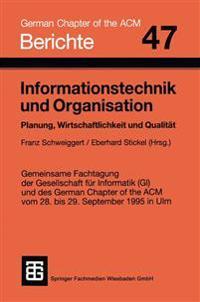 Informationstechnik Und Organisation
