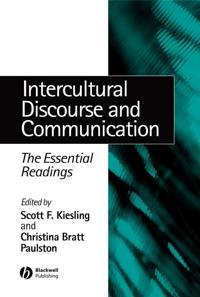 Intercultural Discourse C