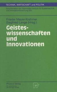 Geisteswissenschaften Und Innovationen