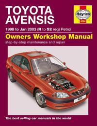 Toyota Avensis Service and Repair Manual