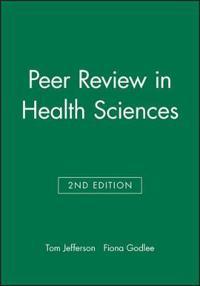 Peer Review in Health Sciences