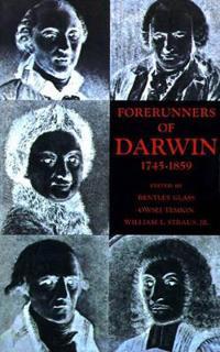 Forerunners of Darwin