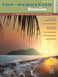 Top-Requested Hawaiian Sheet Music: Piano, Vocal, Guitar