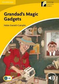 Grandad's Magic Gadgets Level 2 Elementary/Lower-Intermediate
