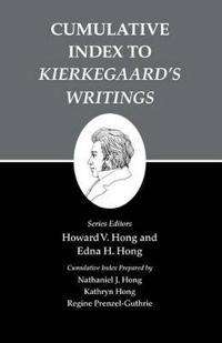 Cumulative Index to Kierkegaard's Writings
