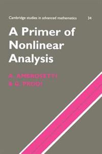 A Primer of Nonlinear Analysis
