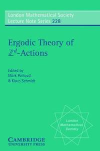Ergodic Theory of Zd Actions