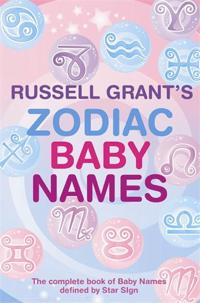 Russell Grant's Zodiac Baby Names