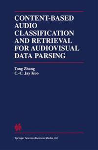 Content-Based Audio Classification and Retrieval for Audiovisual Data Parsing