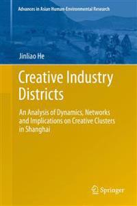 Creative Industry Districts