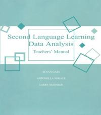 Second Language Teacher Manual