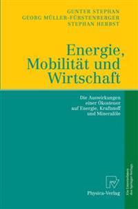 Energie, Mobilitat Und Wirtschaft