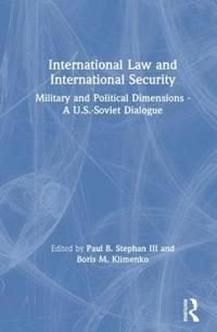 International Law and International Security