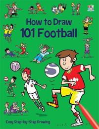 How to Draw 101 Football