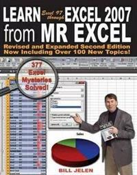 Learn Excel 97 Throught Excel 2007 from Mr. Excel