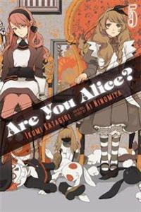 Are You Alice? 5