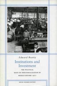 Institutions and Investment