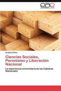 Ciencias Sociales, Peronismo y Liberacion Nacional
