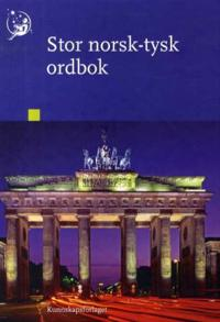 Stor norsk-tysk ordbok - Tom Hustad | Ridgeroadrun.org