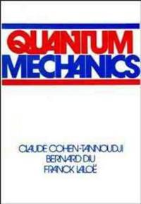 Quantum Mechanics, 2 Volume Set,