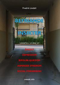 Befriande insikter : i artiklar, brev och dikter om ångest, depression, bipolär sjukdom, Asperger syndrom, social förnedring