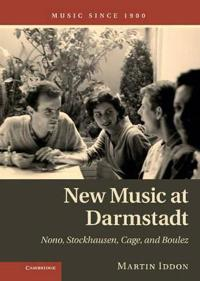 New Music at Darmstadt