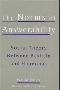 The Norms of Answerability