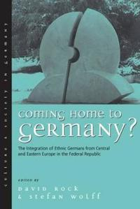 Coming Home to Germany?