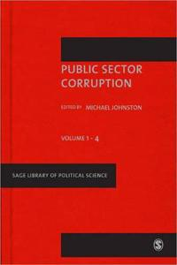 Public Sector Corruption