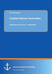 Capital Market Anomalies