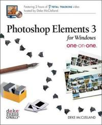 Photoshop Elements 3 for Windows One-On-One [With CDROM]