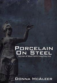 Porcelain on Steel - Women of West Point's Long Gray Line