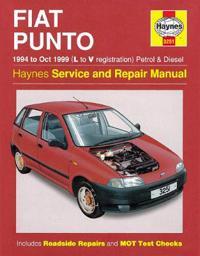 Fiat Punto (1994-1999) Service and Repair Manual