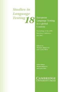 European Language Testing in a Global Context