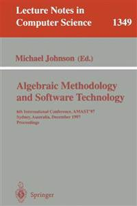 Algebraic Methodology and Software Technology