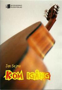 Kom igång på gitarr - Jan Sejmo pdf epub