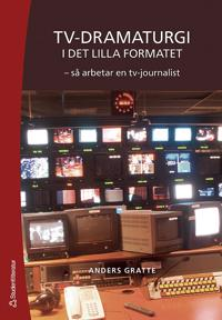 Tv-dramaturgi i det lilla formatet : så arbetar en tv-journalist