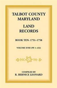 Talbot County, Maryland Land Records