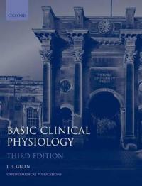 Basic Clinical Physiology