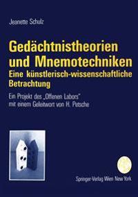 Gedächtnistheorien Und Mnemotechniken