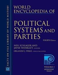 World Encyclopedia of Political Systems And Parties