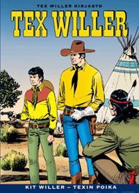 Tex Willer kirjasto 7