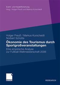 Ökonomie Des Tourismus Durch Sportgroßveranstaltungen